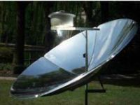 Solar Cooker and Oven