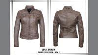 Stylish Casual Men Leather Jackets