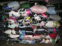 CREME second hand clothes mix - no defects, no junk, no household textiles