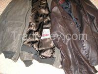 leather jacket mix
