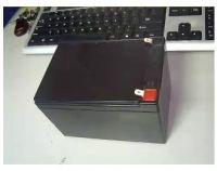 Lead acid storage battery