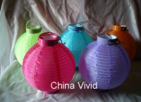 LED Battery Paper Lanterns