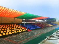 colorful sunshade net for party,celebration,swimming pool,roofs