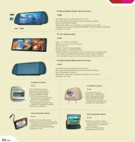 car monitor system