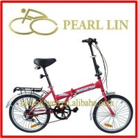 Hot Sell Folding Bicycle