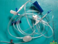 Infusion Sets With Precision Filter For Single Use