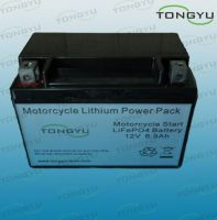 12V 6.9Ah Lithium LiFePO4 Starter Battery 26650 4S3P For Motorbike, Motorcycle