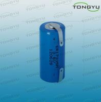 1700mAh ER17335M Li-SOCL2 Lithium Primary Battery, 3.6V Lithium Thionyl Chloride Battery For Radio communication