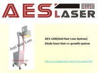 AES-GH8 (Hair growth/anti hair loss system)