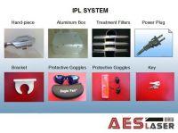 AES-IPL SPIRIT(IPL for Hair Removal, Vascular, Wrinkle, Sun spot, Age spot, Speckle, Acne, Skin rejuvenation, Skin whitening)