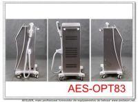 SHR(OPT) equipment for Hair removal.