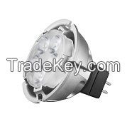 LG LED Lamp MR16 8W/827/380lm/GU5.3/35, 000h Dimmable M0827U35T5A