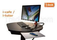 i-desk, i-cafe/i-tutor
