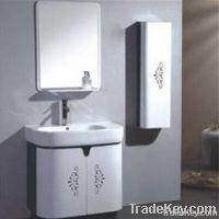 Modern PVC Bathroom Vanity Cabinets