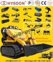 skid steer attachment for mini skid steer loader