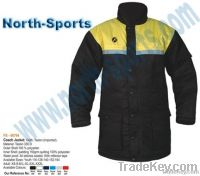 Polyester Winter & Rain Jacket