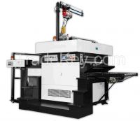 Laser pattern imprint transferring machine