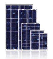 Poly-Crystalline Cells Solar Panels