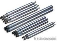 piston rod, steel bars