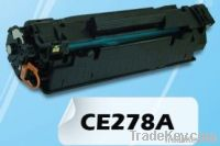 Compatible toner cartridge for CE278A