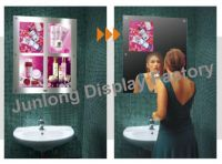 Multi Graphics Magic Mirror Light Box