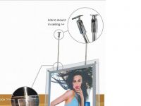 Double Faces Crystal Light Box
