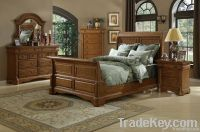 bedroom set high quality wooden