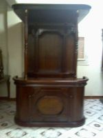 Antique furniture reproductions bar