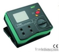 soil resistance meter, soil resistivity meter