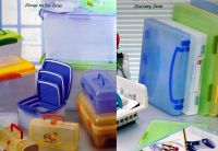 Plastic household product, storage box/container, stationery briefcases