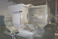 DMG 5 Axis machining center