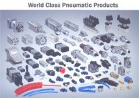 Pneumatic Cylinder, Valves, FRLs