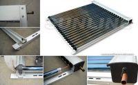 split pressurized solar collector (solar keymark, SRCC)