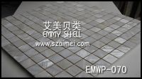 Emmy shell mosaic & tiles