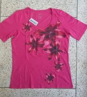 Lady's printed T-shrits