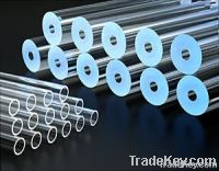 UV-stop Quartz Tube