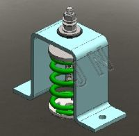 Adjustable Restrained Spring Isolators