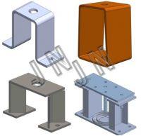 Housings for Spring Isolators