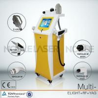 Elight Plus RF Plus (ND YAG Laser Machine)