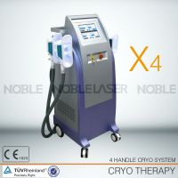 Cryo Slimming Machine (Cryolipolysis 4 Handles)
