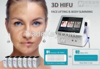 3D HIFU Face Lifting Body Slimming