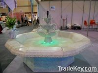 Fiberglass Octagonal Decorative Pond