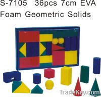 Foam Geometric Solid