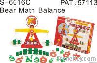 Bear Math Balance