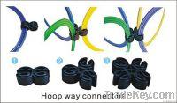 Hula Blocks Two-way hoop connect bar