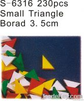Small triangle board