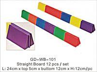 Straight Board 12 pcs / set