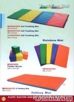 Tumbling Rainbow and Folding mat