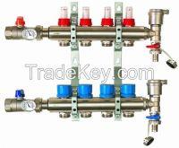 manifold for under-floor heating
