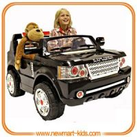Deluxe Design Ride on Battery Operated Kids Car Big SUV for kids with Shock Absorber